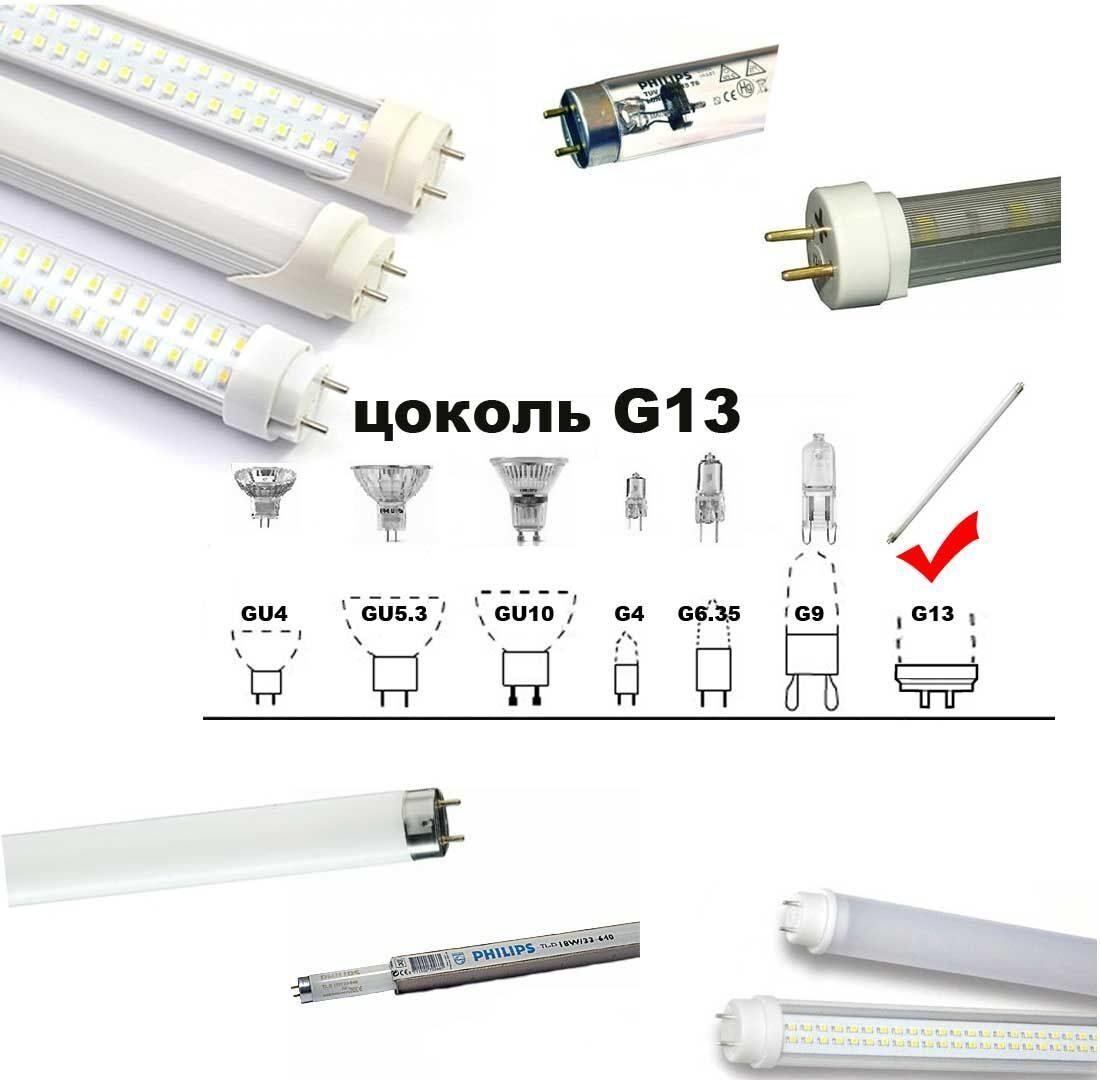 какая разница между лампами т8
